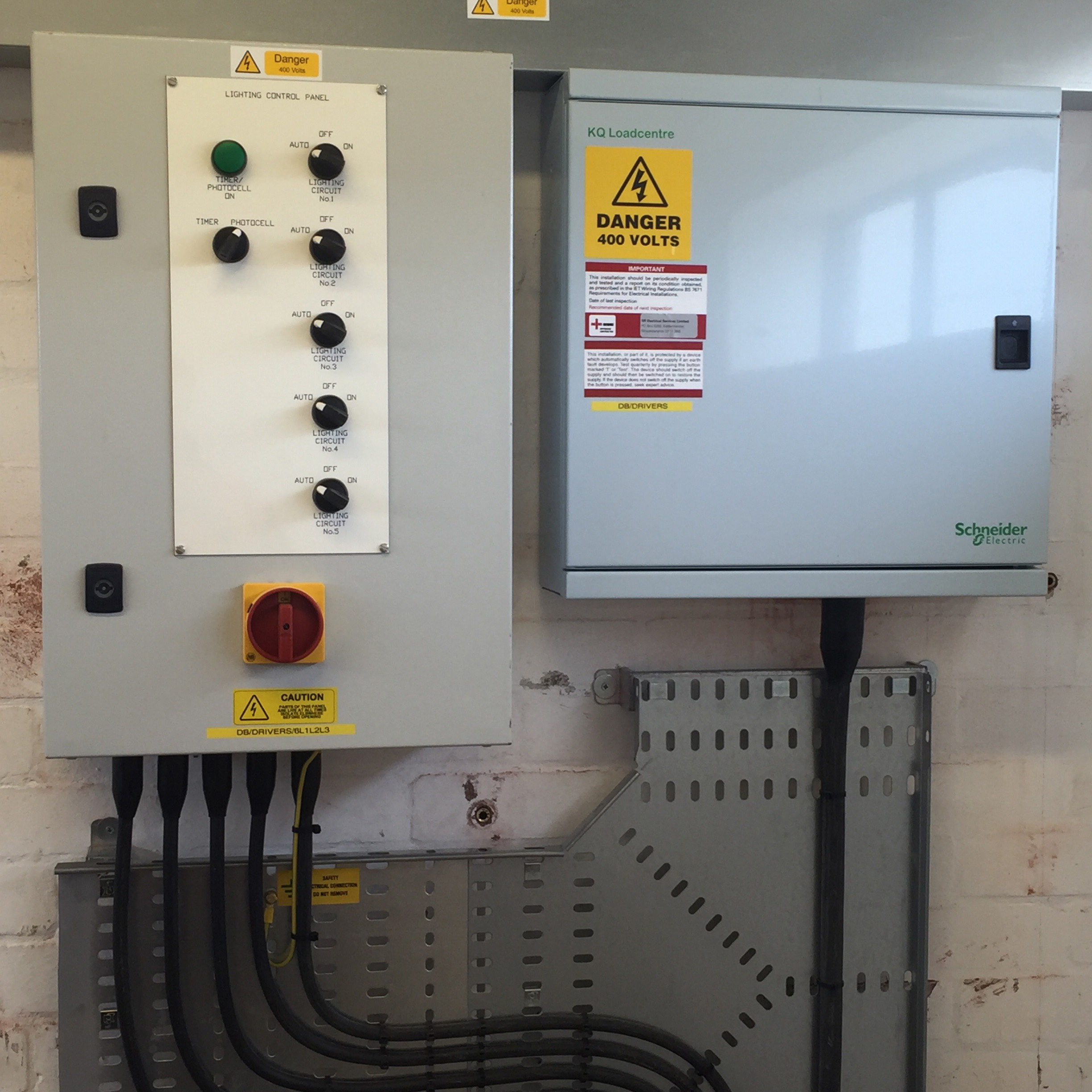 Sr Electrical Services Limited Do Manufacture Control Panels To Suit Our Customer S Needs And Requirements We Supply The Best Possible Solution For
